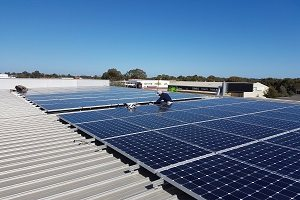 McIntosh & Son Solar 40kW