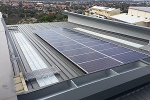Peter Moyes Anglican School Solar 200kW