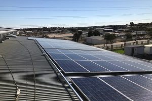 Cockburn Operations Centre Solar 30kW
