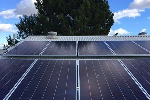 Railway Historical Society 10kW Solar