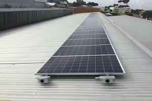 Peter Scanlan Wools 10kW Solar