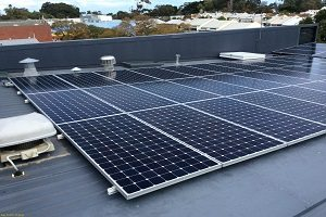 Smales Jewellers 20kW Solar