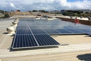 Southside Powder Coaters Solar 83kW