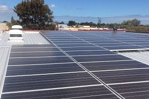RJV Solar 40kW