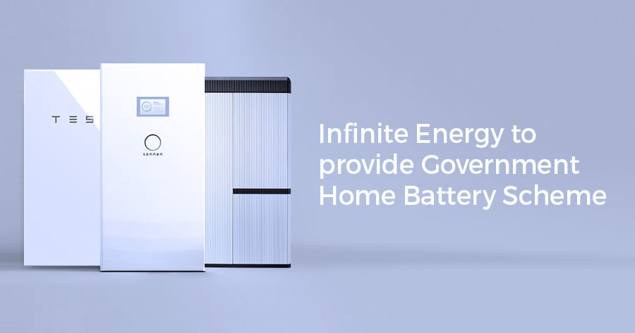 Infinite Energy Approved To Provide Sa Government Home