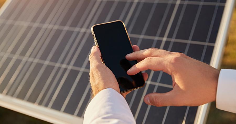 Maximise Your Solar Savings With The mySolarEdge App